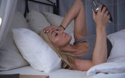 Ursachen von Schlafstörungen